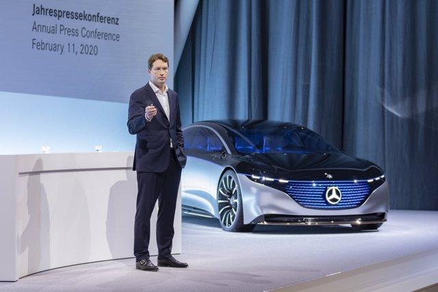 Ola Källenius, consejero delegado de Daimler