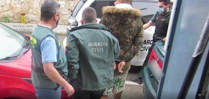 Desmantelados dos puntos de venta de droga en Pinto, que ofrecían también servicio a domicilio
