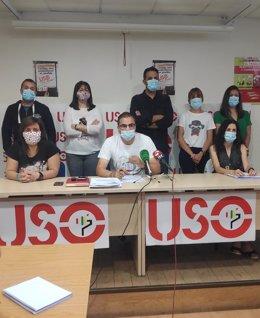 USO anuncia la oferta de compra que ha recibido la empresa TUC TUC.