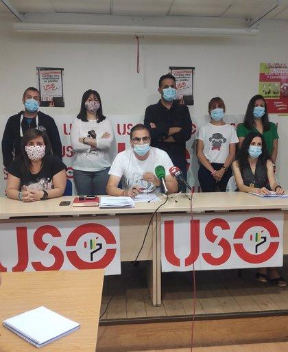 USO anuncia que la empresa TUC TUC ha recibido una oferta de compra