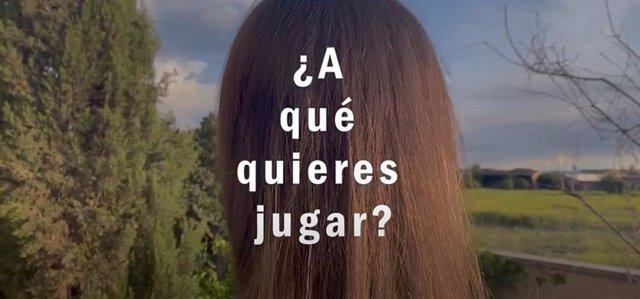 ¿A Qué Quieres Jugar?, Corto Ganador De Cortos En Cuarentena De Fundación Caja Mediterráneo.