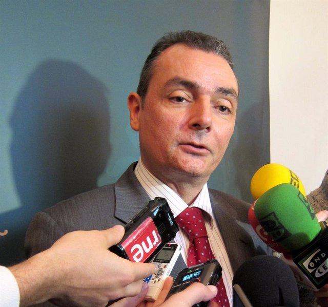 Salvador Navarro en imatge d'arxiu
