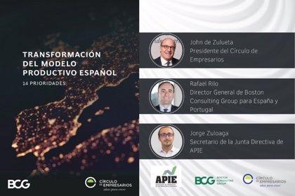 La digitalización, la innovación o la sostenibilidad, prioridades de los empresarios para transformar el país