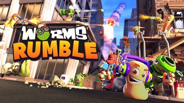 PlayStation anuncia 9 videojuegos independientes, incluido Worms Rumble, que lle