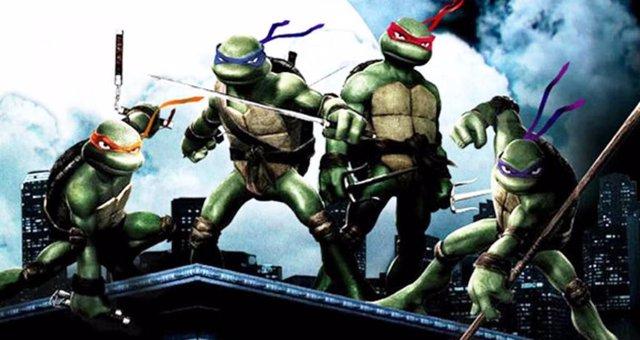 Tortugas Ninja jóvenes mutantes (2007)