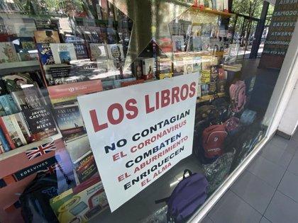 El sector del libro calcula pérdidas de 840 millones de euros en 2020 y pide un pacto de estado por la lectura