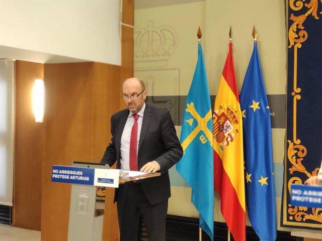 Coronavirus.- Asturias espera que el Ministerio de Sanidad tome medidas para lim