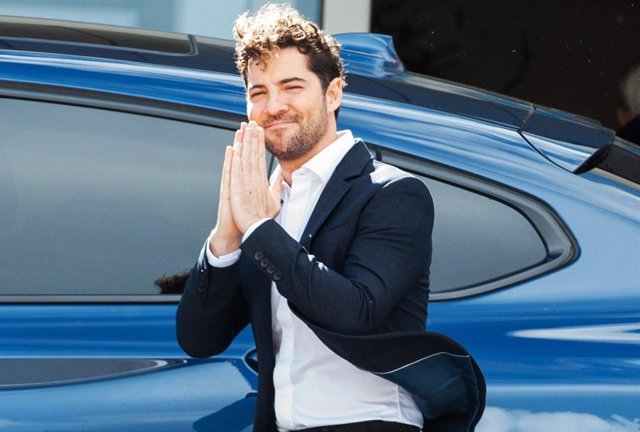 David Bisbal, en una foto de archivo de Europa Press