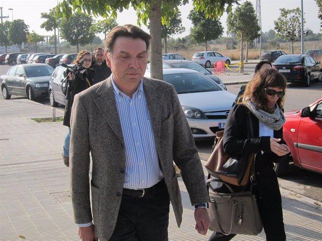 El ex director general de Infraestructures.cat Josep Antoni Rosell
