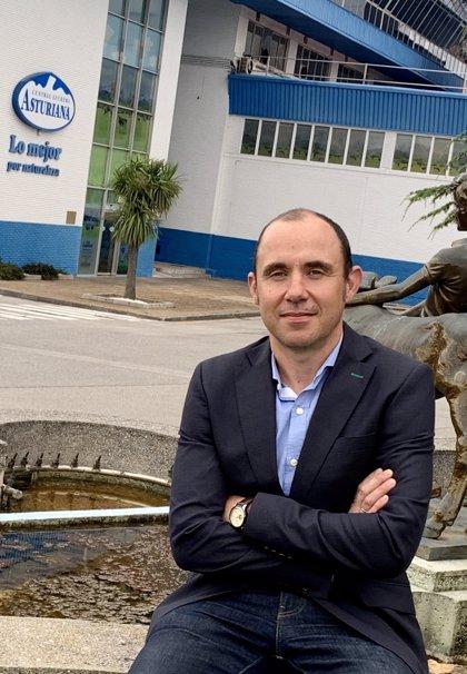 Alberto Álvarez, nuevo presidente de Central Lechera Asturiana SAT