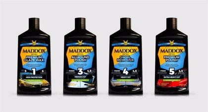 Maddox Detail lanza la gama Premium Polish para restaurar la carrocería del coche