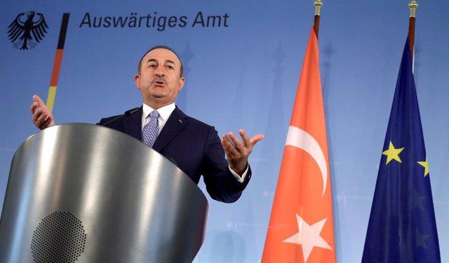 """Libia.- Turquía pide a Francia que se disculpe por su """"falsa"""" denuncia sobre un"""