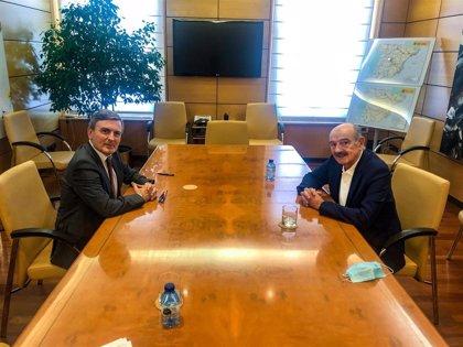 El Gobierno central firmará en un semana el contrato del estudio del tren a Bilbao