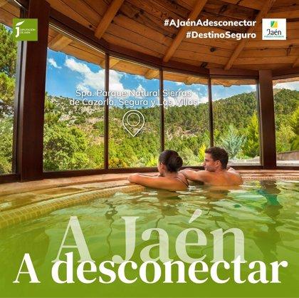 El espacio de promoción turística 'Jaén, paraíso interior' llega este viernes a Córdoba