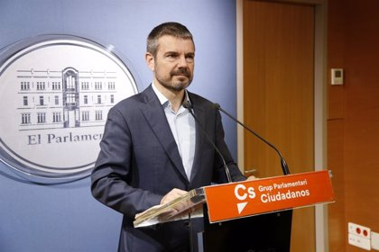 """Ciudadanos pide al Govern que """"aplique políticas activas de trabajo y cree puestos de calidad"""""""