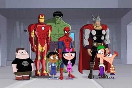 Disney+ estará en la Comic-Con virtual 2020 con proyectos de Marvel y Phineas & Ferb