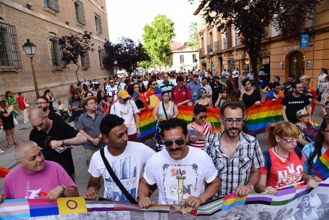 Marcha del Orgullo de Alcalá de Henares