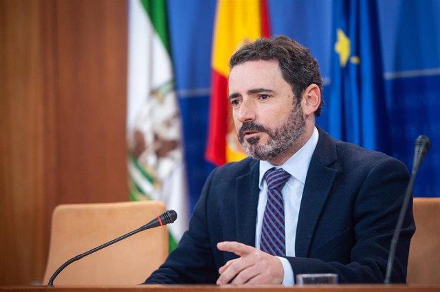 José Ramón Carmona, en una foto de archivo