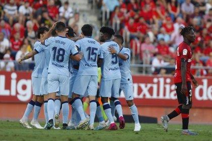 El Atlético prueba la fe del Mallorca
