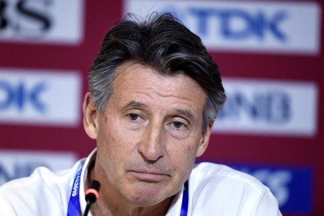 International Association of Athletics Federations (IAAF) president, Sebastian Coe.