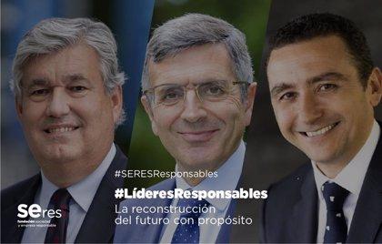 Echebarria (Esade) y Biosca (everis España) apelan a la conciencia social para la reconstrucción en #LíderesResponsables