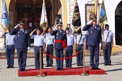 Alberto Quirós toma posesión como jefe del Acuartelamiento Aéreo de Tablada y comandante del Aeropuerto de Sevilla