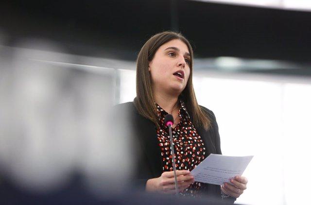La eurodiputada del PSIB, Alícia Homs