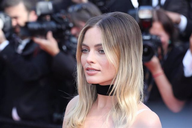 May 21, 2019 - Cannes, France. Margot Robbie. Gala premiere of movie Once Upon a time in Hollywood. 72nd Cannes Film Festival. (Piero Oliosi/Contacto)