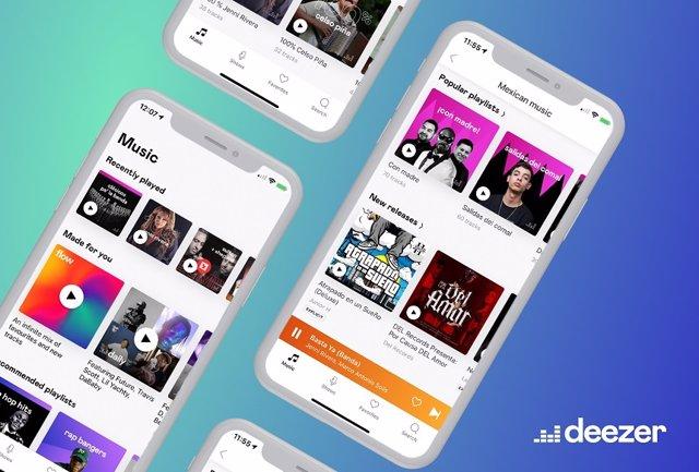 Deezer se alía con TV Azteca por 35 millones para impulsar su crecimiento en México