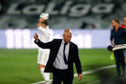 "Zidane: ""No hemos ganado media Liga, no hemos hecho nada"""