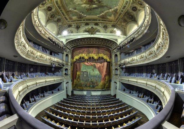 Teatro de Rojas de Toledo.