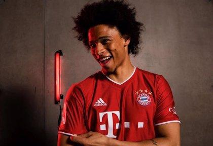 Leroy Sané ficha por el Bayern de Múnich hasta 2025
