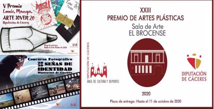 La Diputación de Cáceres convoca el XXIII Premio de Artes Plásticas El Brocense