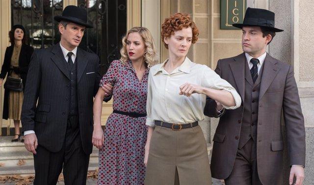 La temporada final de Las chicas del cable llega a Netflix