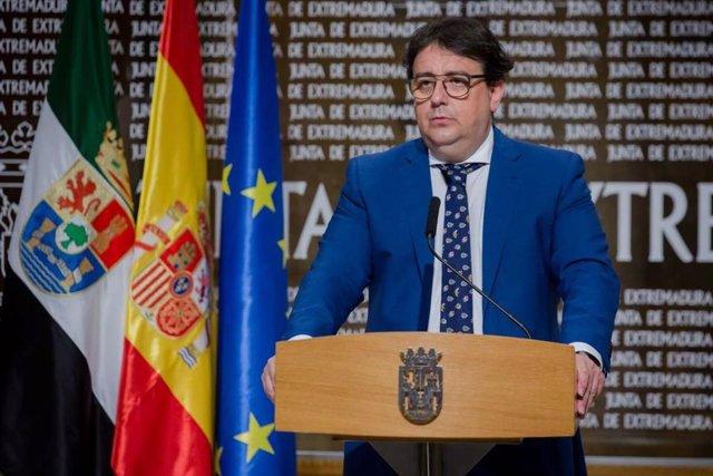 José María Vergeles, en una imagen de archivo.