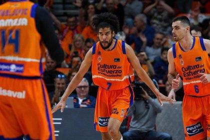 Labeyrie renueva dos años más otro opcional con el Valencia Basket