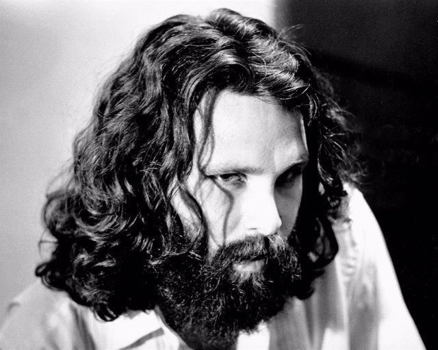 El cantante de The Doors Jim Morrison