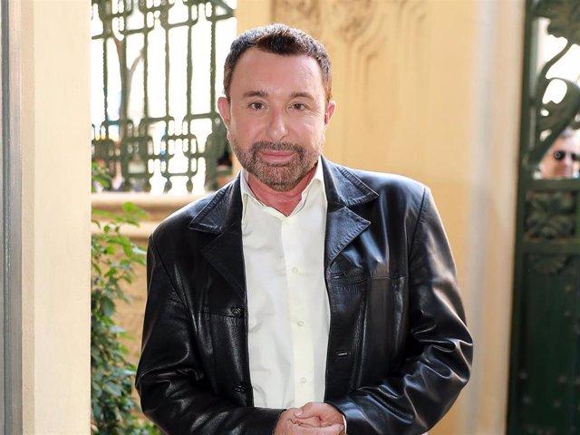 José Manuel Parada, en una imagen reciente