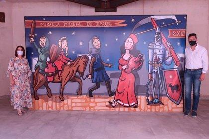 La Muralla y los Aljibes de Teruel reabren sus puertas este sábado 4 de julio