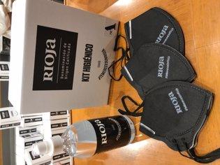 Lote de Kits completo de Rioja