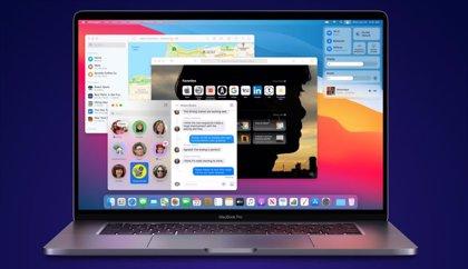 macOS Big Sur agilizará la instalación de las actualizaciones de sistema con su inicio en segundo plano