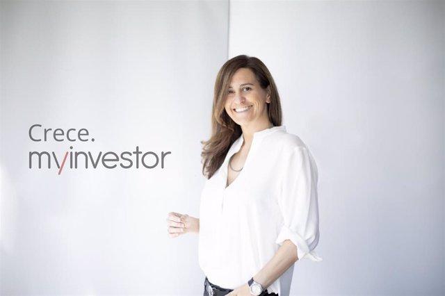 Gabriela V. Orille, coconsejera delegada de MyInvestor