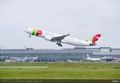Portugal pasará a controlar el 72,5% del capital de la aerolínea TAP