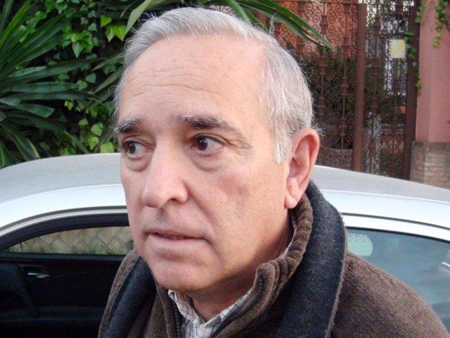 José Antonio Rodríguez, marido de Gloria Mohedano, en una imagen de archivo