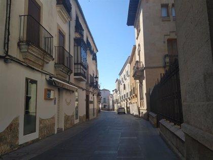 El Ayuntamiento de Cáceres insiste en que algunas zonas no pueden ocuparse con terrazas por accesibilidad y ruidos