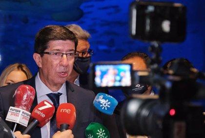 La Junta extenderá el distintivo 'Andalucía Segura' a la cultura y el sector agroalimentario