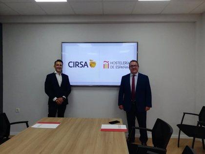 Cirsa se incorpora al Club Hostelería de España para unir fuerzas y lograr mejoras en el sector