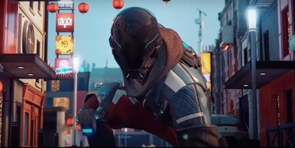 Ubisoft trae un nuevo 'battle royal' urbano y futurista con Hyper Scape