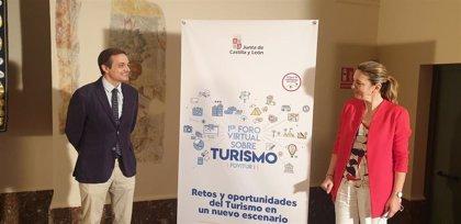 El Primer Foro Virtual de Turismo de CyL abordará del 6 al 10 de julio retos y oportunidades del sector tras la pandemia