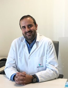 El jefe de servicio de Alergología del Hospital Quirónsalud Córdoba, Ignacio García